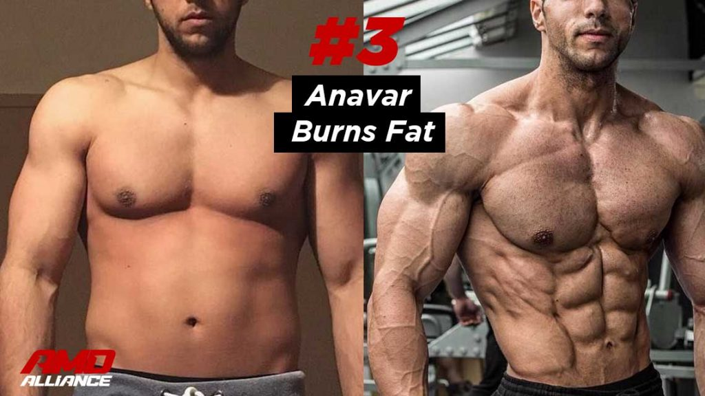 anavar results before and after